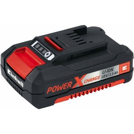 Batterie Einhell du système Power X-Change (Lithium Ion, 18 V, 3,0 Ah )