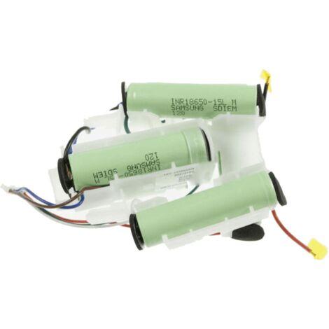 Batterie Emballee 18 Volts Lion 8087979053 Pour PIECES ASPIRATEUR NETTOYEUR PETIT ELECTROMENAGER