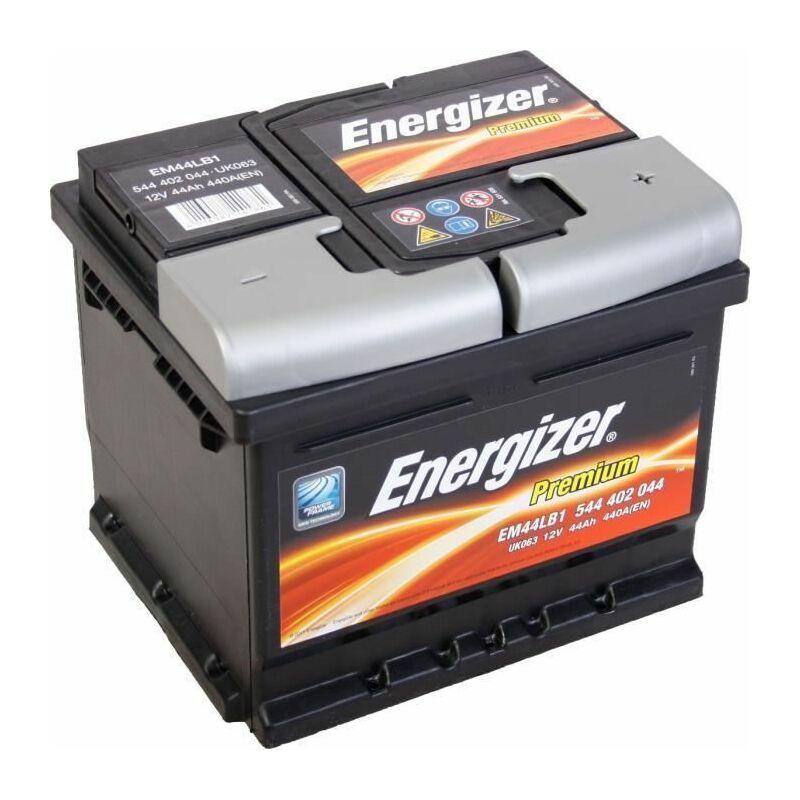 Batterie Premium 44Ah/440A EM44-LB1 - Energizer