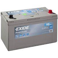 Batterie Exide Premium EA954 12v 95AH 800A FA954