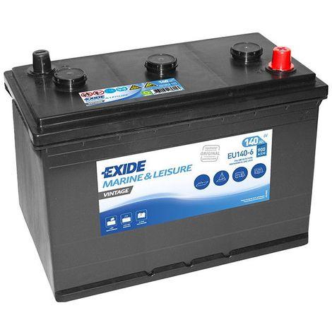 Batterie Exide Vintage EU140-6 6V 140ah 900A
