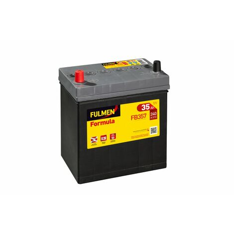 Batterie FULMEN Formula FB357 12v 35AH 240A