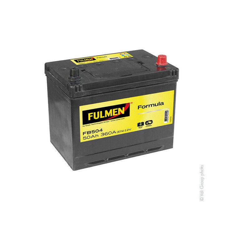 Fulmen - Batterie voiture FULMEN Formula FB504 12V 50Ah 360A