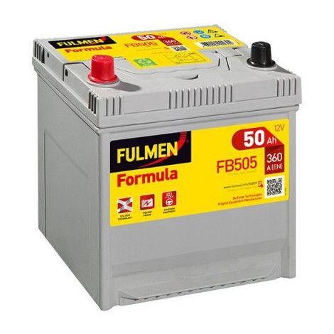 Batterie FULMEN Formula FB505 12v 50AH 360A