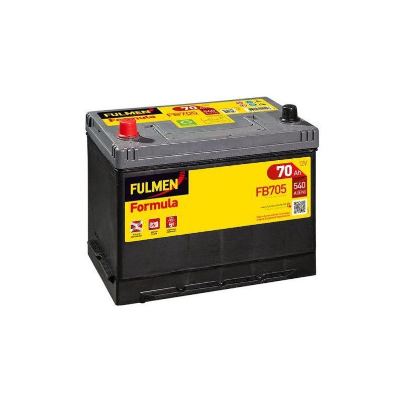 Batterie Formula FB705 12V 70AH 540A - Fulmen