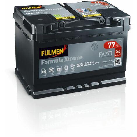 Batterie FULMEN Formula XTREME FA770 12v 77AH 760A
