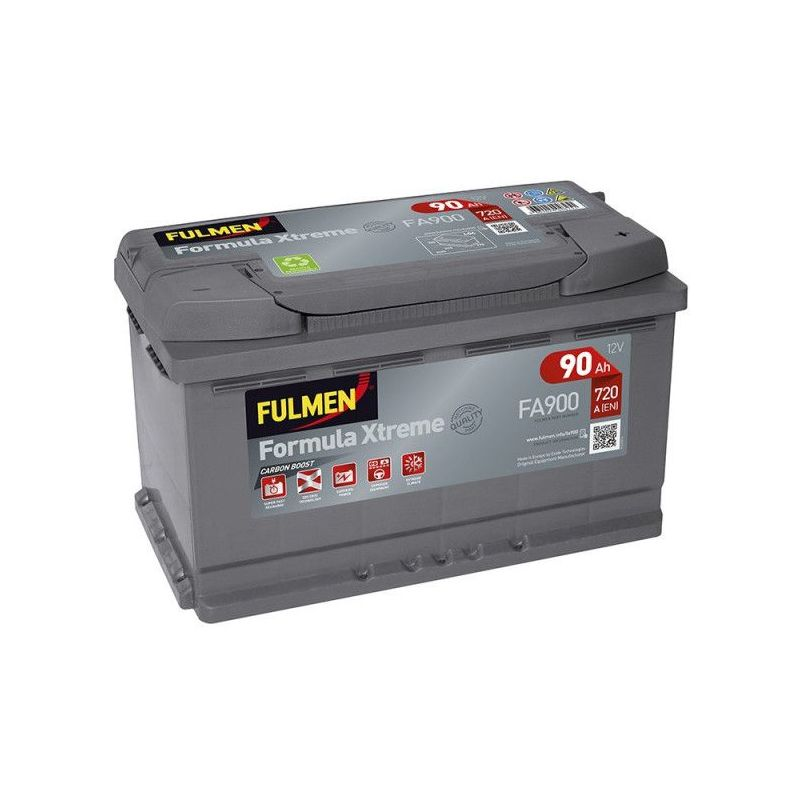 Batterie FULMEN Formula XTREME FA900 12v 90AH 720A
