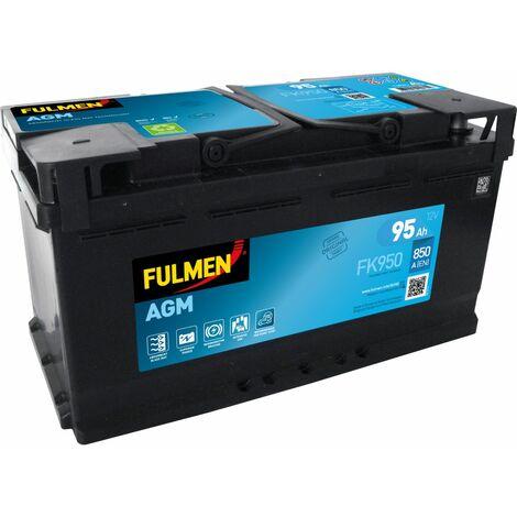 BATTERIE FULMEN START STOP AGM FK950 12V 95AH 850A