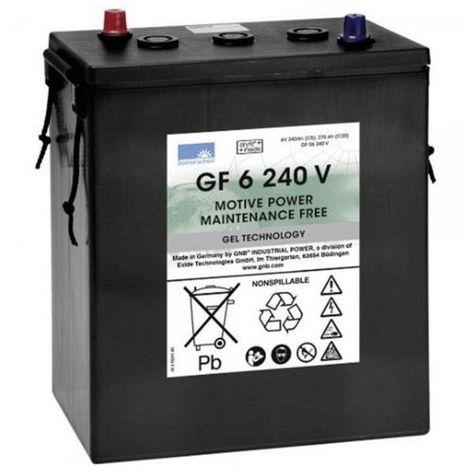 Batterie Gel Sonnenschein GF06240V 6v 240ah