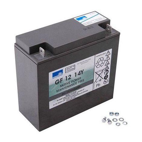 Batterie Gel Sonnenschein GF12014YF 12v 15ah