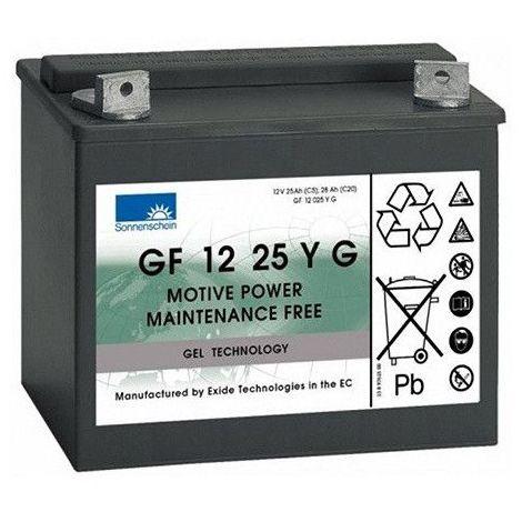 Batterie Gel Sonnenschein GF12025YG 12v 28ah