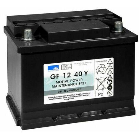 Batterie Gel Sonnenschein GF12040Y 12v 48ah