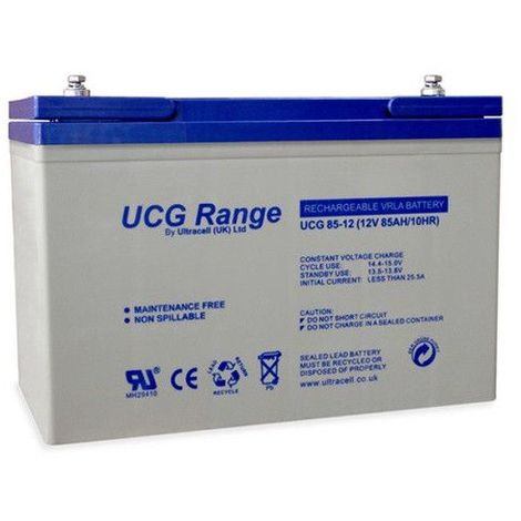 Batterie Gel Ultracell UCG85-12 12v 85ah