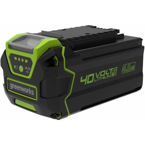 Batterie Greenworks Li-ion 40v 4ah (sans Chargeur) Greenworks Tools