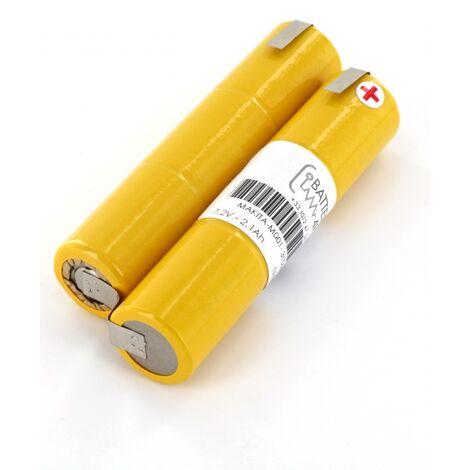 Batterie interne 7.2V pour Perceuse Makita M001, M003