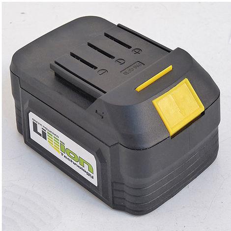 Batterie Li-ion 18 V 3,0 Ah - pour perceuse visseuse Brushless Far Tools 215221