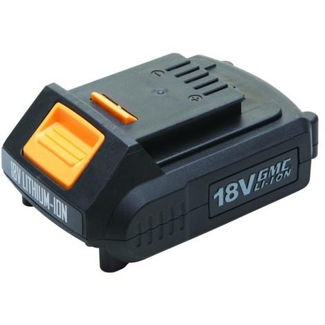 Batterie Li-Ion 18 V GMC18V20 - 2 Ah
