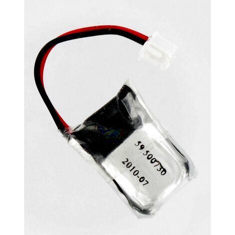Batterie Li-Ion alarme Daitem pour combiné pile Batli11