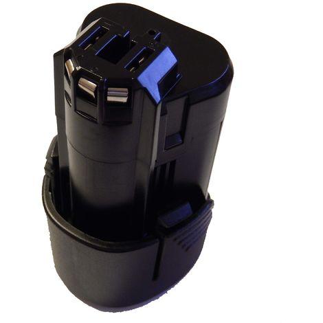Batterie 10,8 V 1500 mAh Li-Ion pour Dremel 8200 8220 Multimax remplace 26150875ja