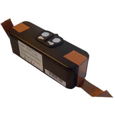 Batterie Li-Ion vhbw 4500mAh (14.4V) compatible avec iRobot Roomba 500, 510, 520, 530, 531 aspirateur remplace 11702, GD-Roomba-500, VAC-500NMH-33.