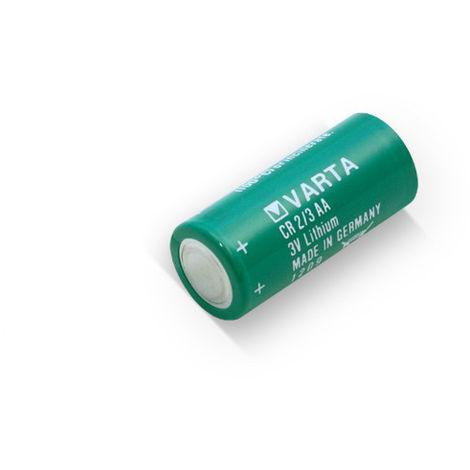 Batterie Lithium CR2/3AA 3V 1.35Ah