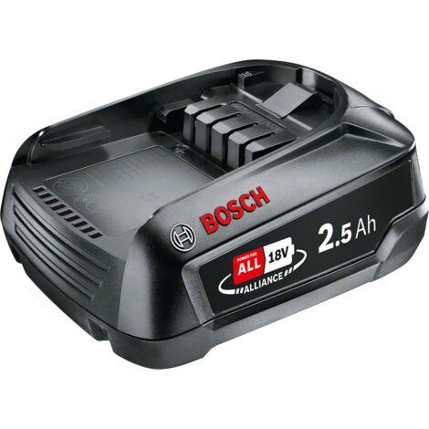 Batterie Lithium-Ion Bosch - 18V-2,5Ah