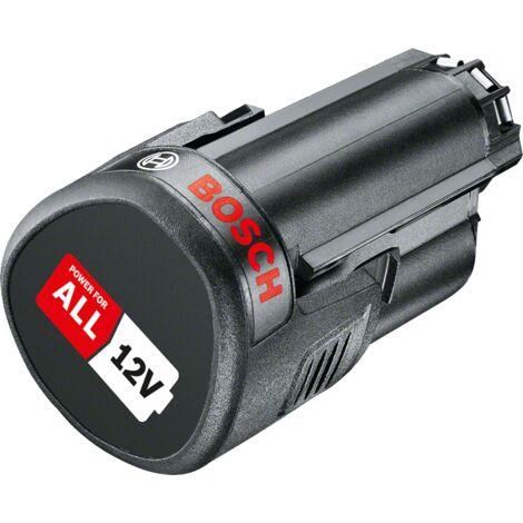 Batterie Lithium-Ion Bosch - Système 12 V/10,8V -2,5Ah