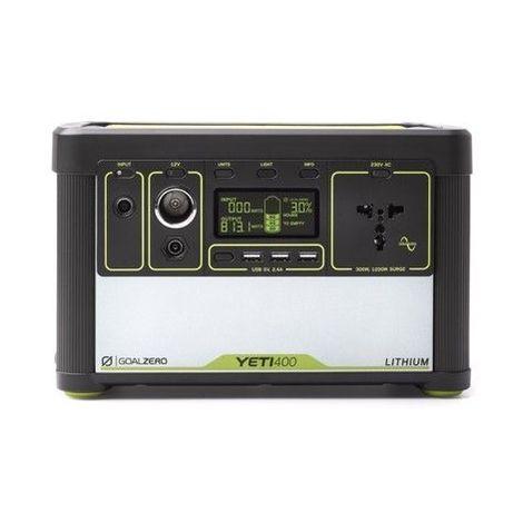 Batterie Lithium YETI 400 Goalzero