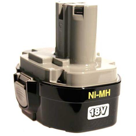 Batterie Makita 18V 2.5V NiMh 1834