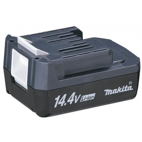 Batterie MAKITA BL1413G originale 14,4V 1,3Ah li-ion