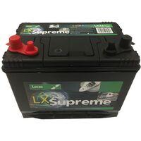 Batterie Marine Camping-cars Lucas BCI24 LX24 12V 80Ah / 600A