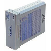 Batterie médicale Schiller Odam Bruker 12V 1.9Ah