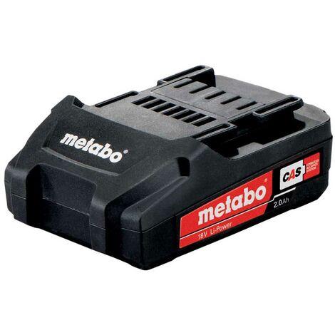 """main image of """"Batterie METABO 18V 2,0 Ah LI-POWER"""""""