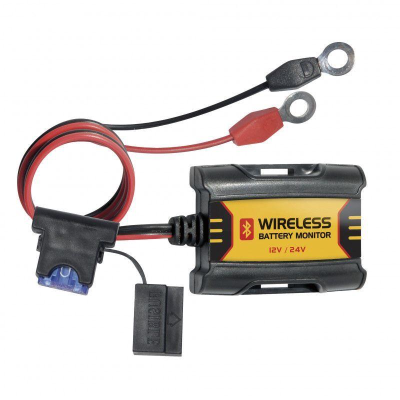 Batterie moniteur GYS avec indicateur de charge sans fil 024212