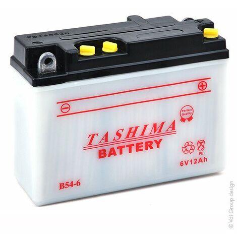 Batterie moto B54-6 / 6N12A-2C 6V 12Ah