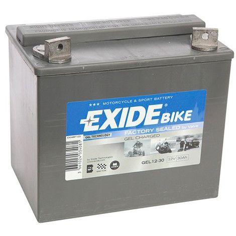 Batterie moto Exide 53030 GEL12-30 12v 30ah 180A
