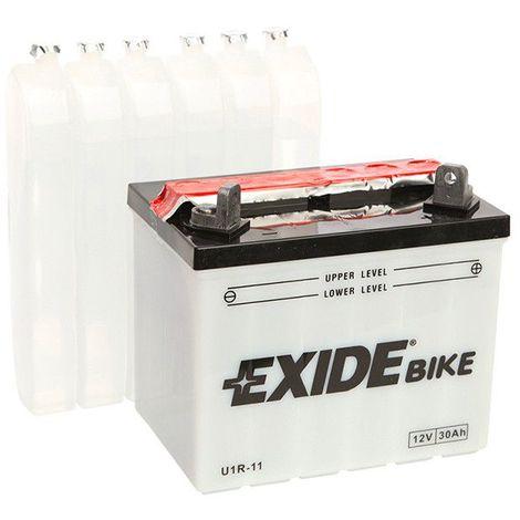 Batterie moto Exide U1R-11 12v 30ah 375A