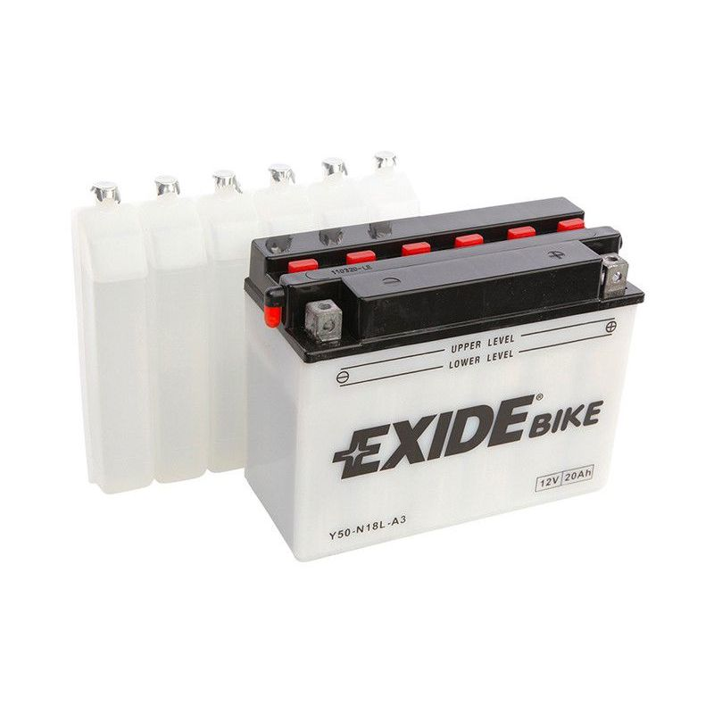Batterie moto Exide E50-N18L-A3 Y50-N18L-A3 12v 20ah 260A