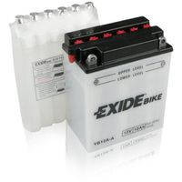 Batterie moto Exide YB12A-A 12v 12ah 150A