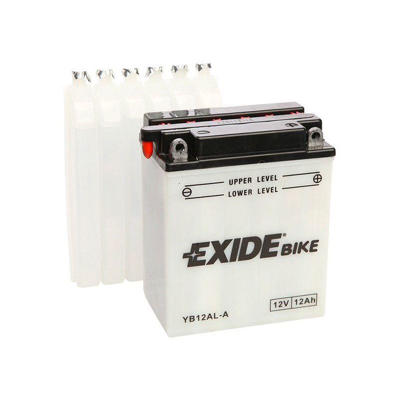 Batterie moto Exide EB12AL-A YB12AL-A 12v 12ah 150A