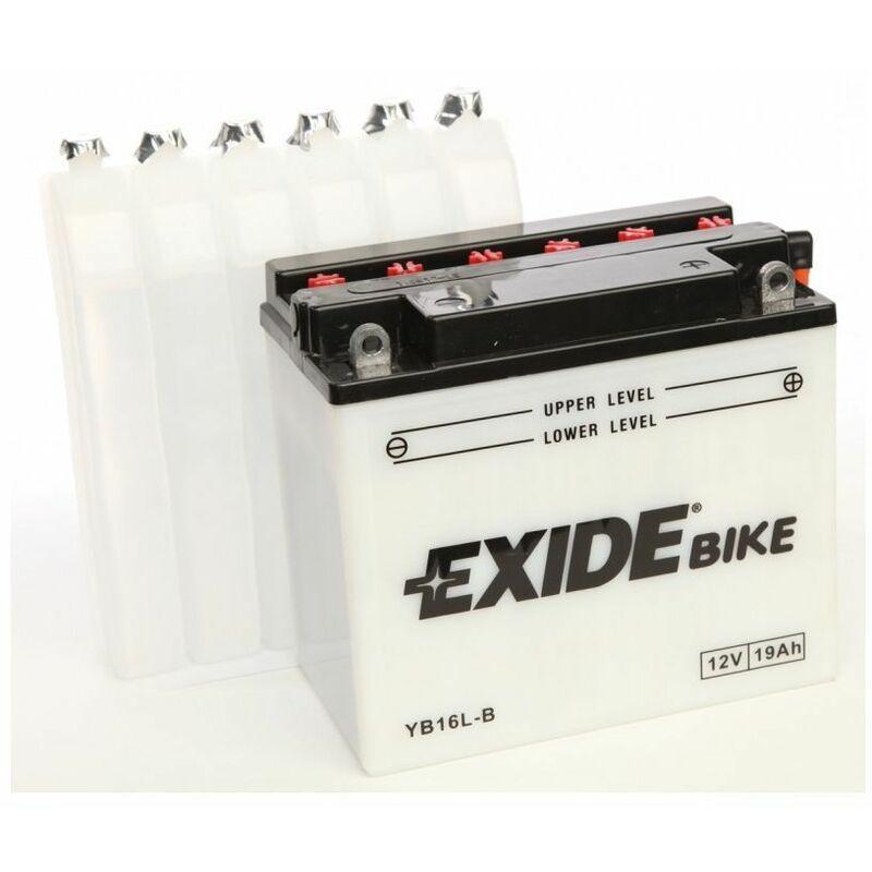 Batterie Exide Conventional 12V Eb16L-B/Yb16L-B