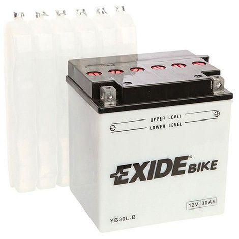 Batterie moto Exide YB30L-B 12v 30ah 300A