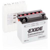 Batterie moto Exide YB7-A 12v 8ah 100A