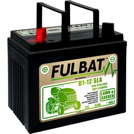 Batterie moto Fulbat U1-12 12V / 32Ah
