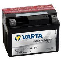 Batterie Moto VARTA YT4L-BS 12V 3AH 40A