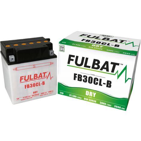 Batterie moto YB30CL-B 12V / 30Ah