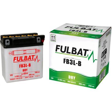 Batterie moto YB3L-B 12V / 3Ah
