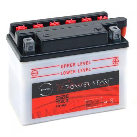 Batterie moto YB4L-B 12V / 3Ah