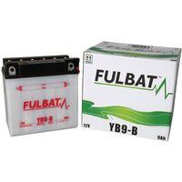 Batterie moto YB9-B 12V / 9Ah