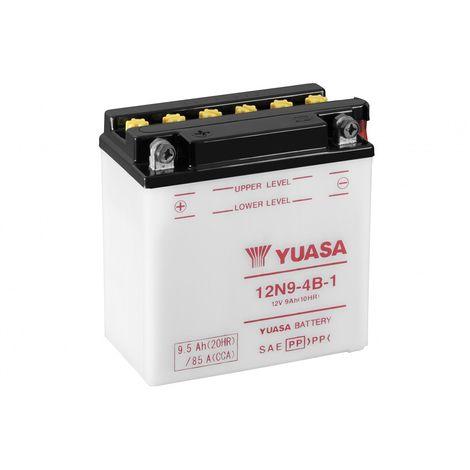 YUASA YB12C-A Batterie de Moto